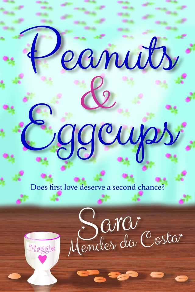 The cover of Peanuts and Eggcups