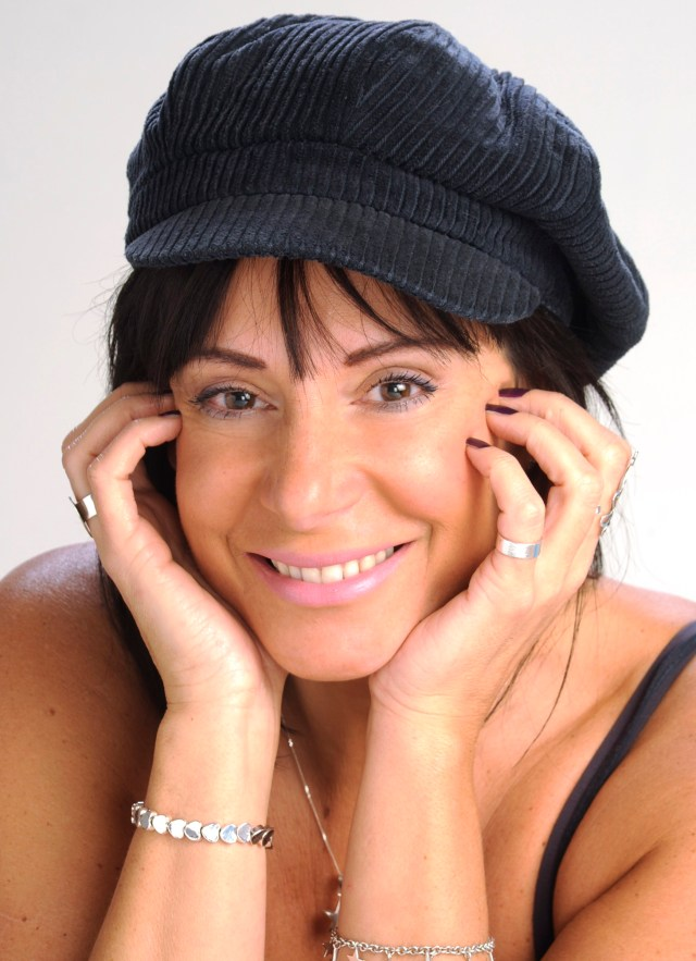 Sara Mendes da Costa, author of Peanuts and Eggcups