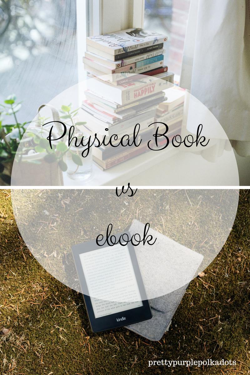 physical vs ebook